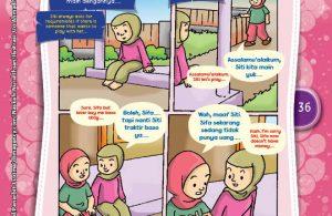 "Siti Dijauhi Teman-Teman ""Siti is Avoided by Her Friends"""