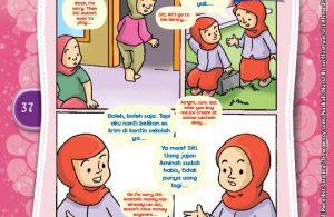 "Siti Dijauhi Teman-Teman ""Siti is Avoided by Her Friends"" (2)"