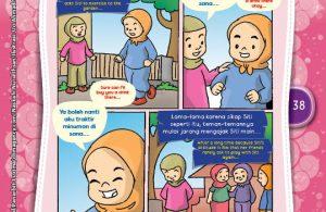 "Siti Dijauhi Teman-Teman ""Siti is Avoided by Her Friends"" (3)"