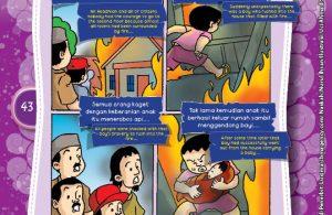 "Pertolongan Amin ""The Amin's Help"" (3)"