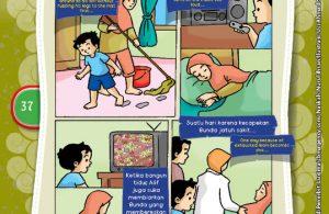 "Menghargai Kerja Keras Bunda ""Appreciating Mom's Hard Work"" (2)"