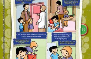 "Menghargai Kerja Keras Bunda ""Appreciating Mom's Hard Work"" (3)"