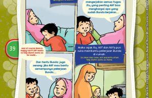 "Menghargai Kerja Keras Bunda ""Appreciating Mom's Hard Work"" (4)"
