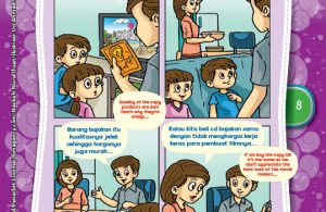 Nilai Nilai Karakter Bangsa Cinta Tanah Air Ebook Anak Part 4