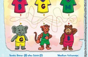 Worksheet PAUD TK Mengenal Warna (3)