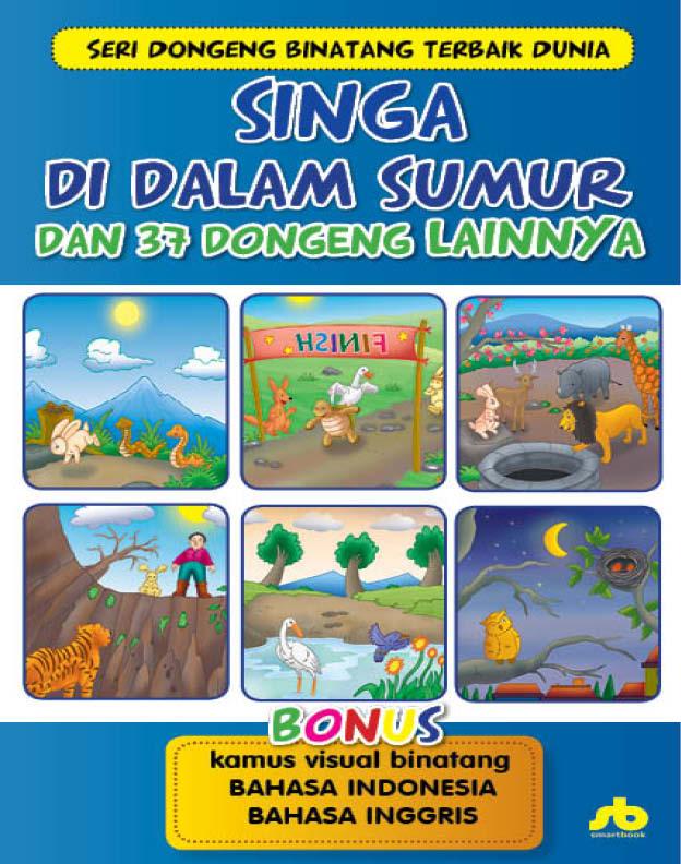 Baca Buku Online Seri Dongeng Binatang Terbaik Dunia (1)