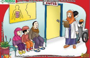 gambar adab perlindungan dari penyakit