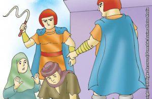 Pasukan Romawi Menangkap Nabi Yahya di Kebun Penduduk