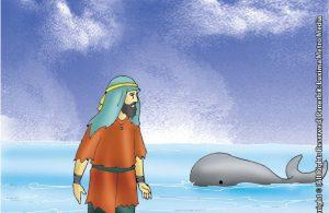 Penyesalan Nabi Yunus Selama di Dalam Perut Ikan Paus