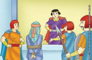 Seruan Nabi Yahya Kepada Raja Herodus yang Menikahi Keponakannya Sendiri
