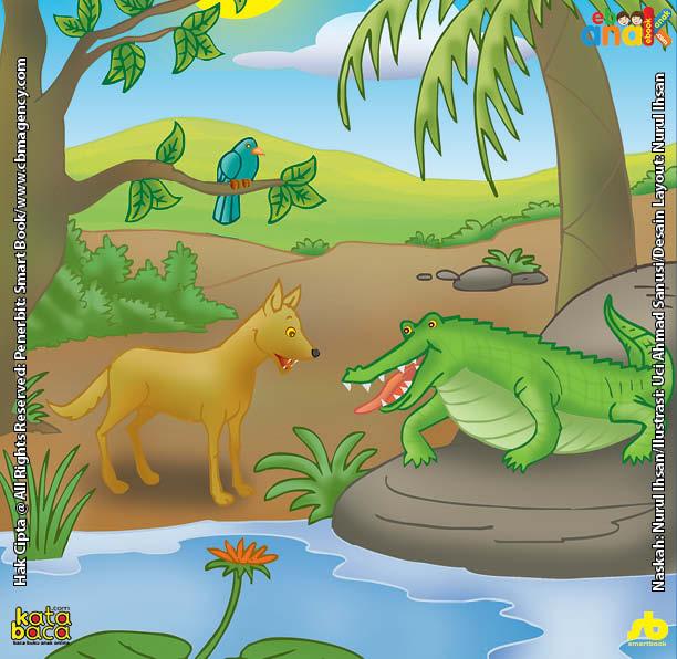 750 Gambar Ilustrasi Hewan Dan Ceritanya HD