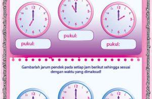 Worksheet PAUD TK A-B Mahir Belajar Waktu (1)