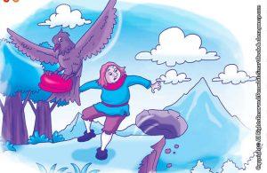 Dongeng Ebook Anak Part 2 Burung Rajawali Penebang Kayu Saling