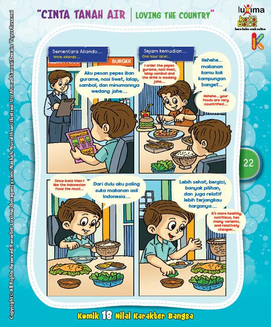 """Makanan Sehat Atau Makanan Cepat Saji """"The Healthy Food or the Fast Food"""" (2)"""