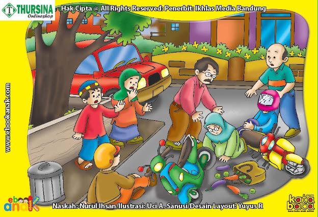 adab dalam islam ketika kita melihat ada kecelakaan