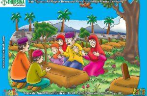 adab islam ketika berziarah ke kubur