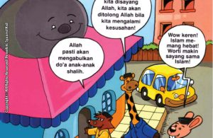baca dan download gratis seri balita shalih Menyayangi Islam bagaimana ciri orang yang disayang allah