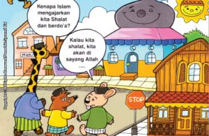baca dan download gratis seri balita shalih Menyayangi Islam kenapa islam mengajarkan kita shalat dan berdoa