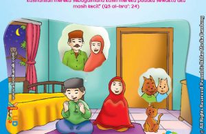 belajar mengenal adab dan doa kepada orang tua