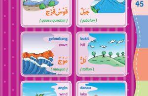 download gratis ebook pdf kamus bergambar 3 bahasa indonesia, inggris, arab mengenal alam semesta (2)