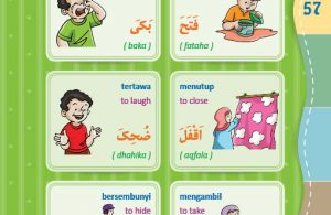 download gratis ebook pdf kamus bergambar 3 bahasa indonesia, inggris, arab mengenal kata kerja (3)