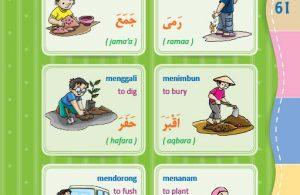 download gratis ebook pdf kamus bergambar 3 bahasa indonesia, inggris, arab mengenal kata kerja (7)