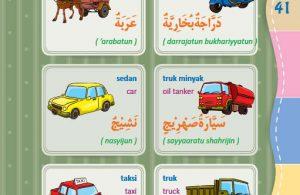 download gratis ebook pdf kamus bergambar 3 bahasa indonesia, inggris, arab nama-nama kendaraan (1)