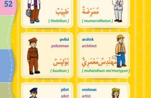 download gratis ebook pdf kamus bergambar 3 bahasa indonesia, inggris, arab nama-nama pekerjaan (1)