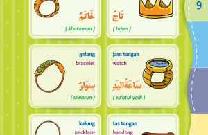download gratis ebook pdf kamus bergambar 3 bahasa indonesia, inggris, arab perhiasan