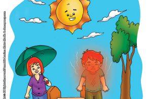 ilustrasi rahasia keajaiban matahari Apakah Sinar Matahari Bisa Membahayakan Tubuh Kita