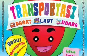 download gratis ebook super pintar calistung transportasi darat udara laut
