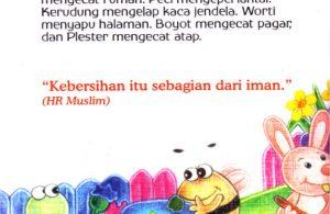 baca ebook seri hadis kecil menolong yuk, Hadits Tentang Keutamaan Kebersihan dalam Islam