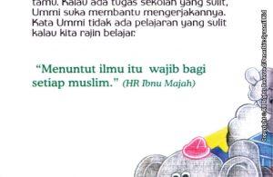 Menuntut Ilmu Wajib Bagi Setiap Muslim