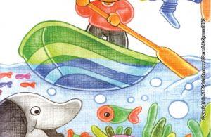 download gratis ebook seri hadis kecil bantu ibu, yuk! Hadis Tentang Air Laut Suci Mensucikan dan Halal Bangkainya