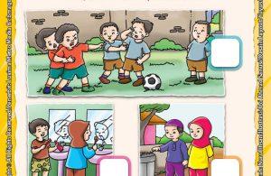ebook seri belajar islam sejak usia dini Islam Agamaku, Mengenal Perilaku yang Baik dan Perilaku yang Buruk