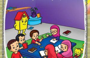 ebook seri belajar sejak usia dini Mengenal Rukun Iman, Aktivitas Belajar Mencari Benda dengan Melingkarinya