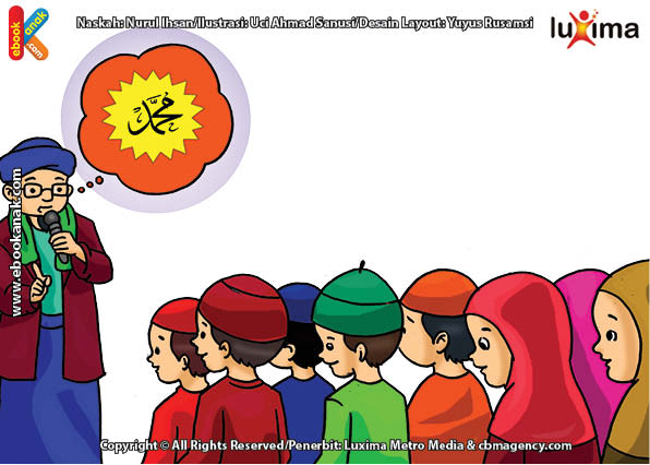 ilustrasi seri belajar islam sejak usia dini mengenal rukun islam, Berapakah Jumlah Rukun Islam yang Wajib Orang Islam Tahu