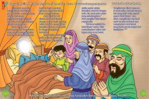 ebook cinta nabi pahlawanku, Apa Pesan Nabi Ilyasa Kepada Pengikutnya Sebelum Ia Wafat