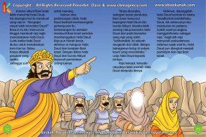 ebook cinta nabi pahlawanku, Inilah Alasan Kenapa Raja Bani Israel Sempat Iri pada Nabi Daud
