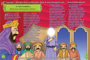 ebook cinta nabi pahlawanku, Inilah Syarat Nabi Zulkifli untuk Menjadi Raja Syam