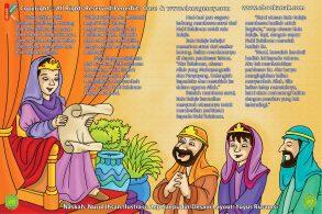 ebook cinta nabi pahlawanku, Kenapa Nabi Sulaiman Menolak Hadiah dari Ratu Balqis