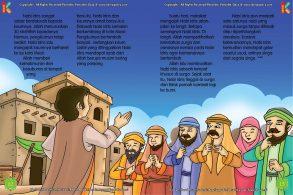 ebook cinta nabi pahlawanku, Pengikut Nabi Idris yang Beriman Hanya Sedikit
