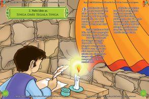 ebook cinta nabi pahlawanku, Ternyata Nabi Idris Menjadi Manusia Pertama yang Bisa Membaca dan Menulis dengan Kalam