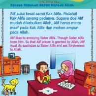 ebook seri belajar islam sejak usia dini Aku Suka Berdoa, Agar Doa Mudah Dikabulkan, Perbanyak Minta Ampun pada Allah