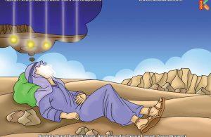 Permohonan Nabi Yaqub kepada Malaikat Maut