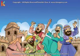 ilustrasi cinta nabi pahlawanku, Apa Saja Perangai Buruk Kaum Nabi Hud yang Dibenci Allah