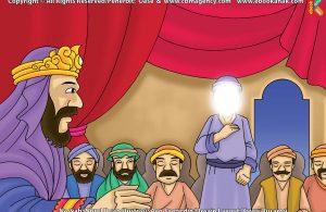 ilustrasi cinta nabi pahlawanku, Inilah Syarat Nabi Zulkifli untuk Menjadi Raja Syam