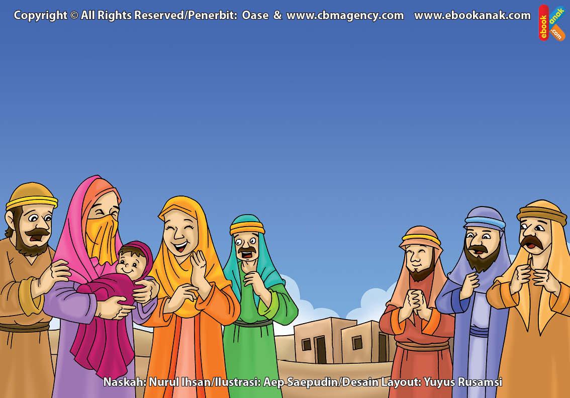 ilustrasi cinta nabi pahlawanku, Kenapa Bunda Mariam Membisu ketika Difitnah Bani Israel