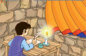 Bagaimana Cara Idris Agar Tetap Tinggal Di Surga?