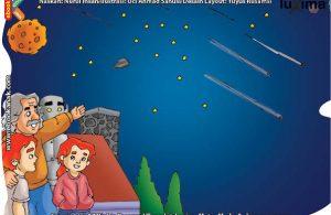 ilustrasi rahasia keajaiban ruang angkasa, Ada 60 Ribu Meteor Jatuh ke Bumi Selama 1 Jam Saat Hujan Meteor